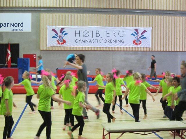 højbjerg gymnastikforening